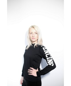 FENCING Long Sleeve Black