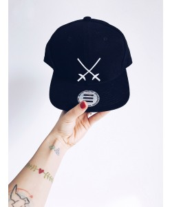 Crossed Swords Snapback