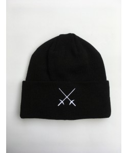 Crossed Swords Beanie